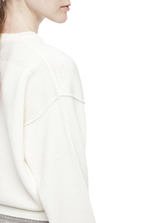 Diesel - MIRIKO, White - Sweaters - Image 6