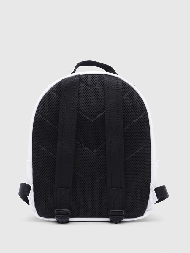 Diesel - F-BOLD BACK FL, White - Backpacks - Image 2