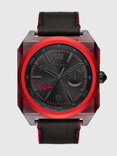 DZ1882, Black/Red - Timeframes