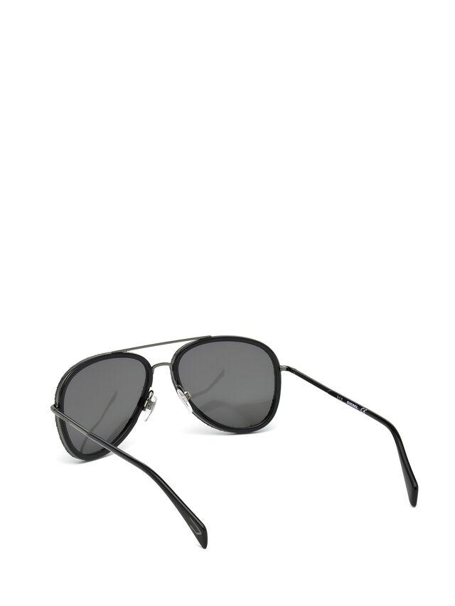 Diesel - DL0167, Black - Sunglasses - Image 2