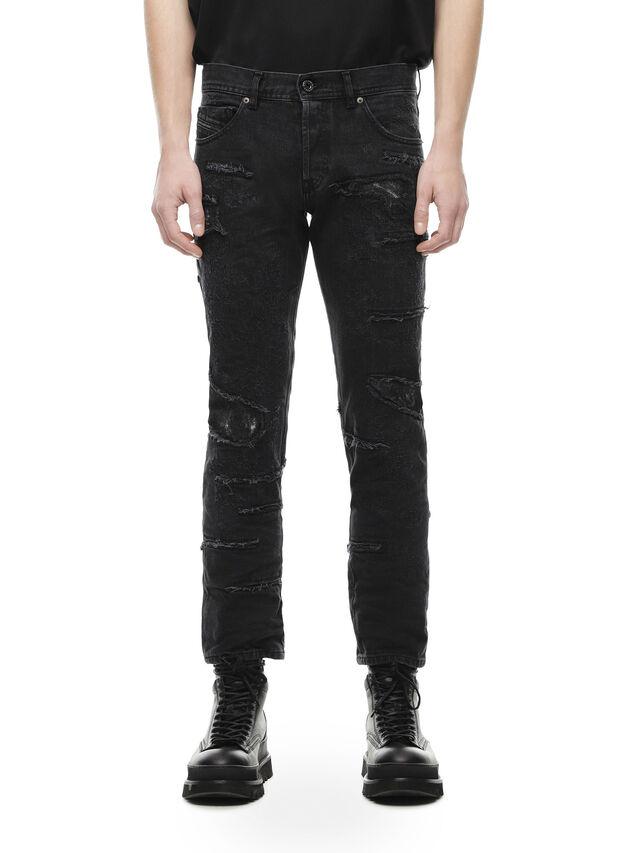Diesel - TYPE-2813E, Black Jeans - Jeans - Image 1