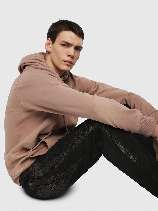 Diesel - Krooley JoggJeans 069DT, Black/Dark Grey - Jeans - Image 3