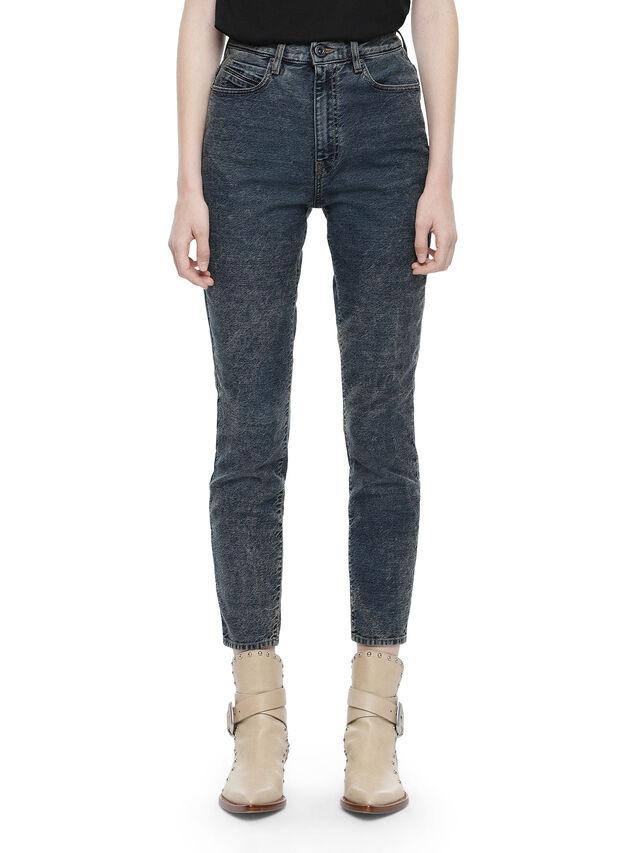 Diesel - TYPE-185HW, Blue - Jeans - Image 1