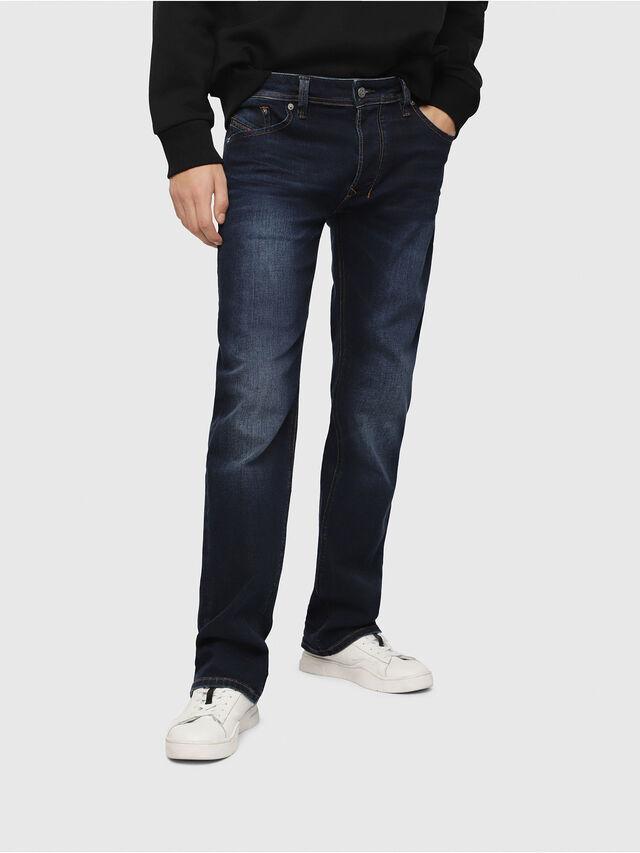 Diesel - Larkee C84VG, Dark Blue - Jeans - Image 1