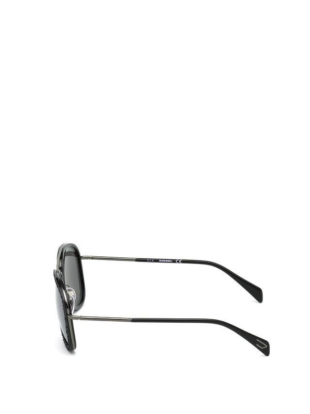 Diesel - DL0167, Black - Sunglasses - Image 4