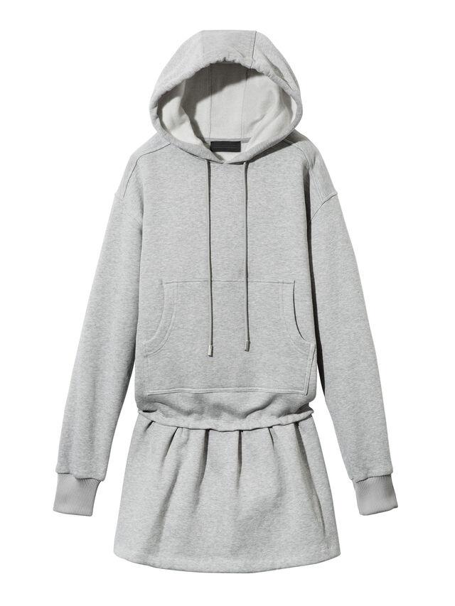 Diesel - DELAN, Light Grey - Dresses - Image 1
