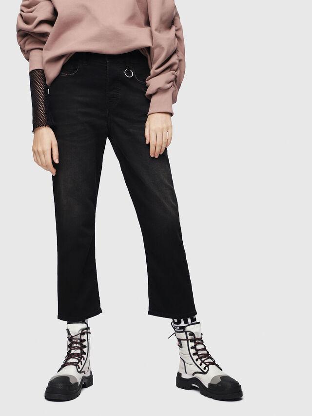 Diesel - Aryel 069BG, Black/Dark Grey - Jeans - Image 1