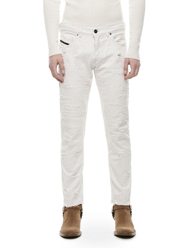Diesel - TYPE-2813FS, White - Jeans - Image 1