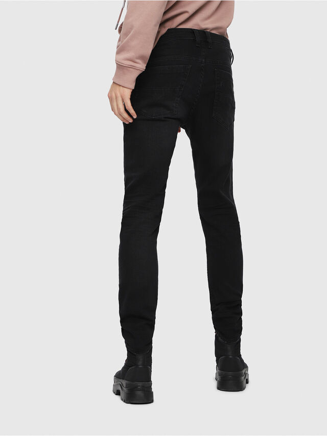 Diesel - Thommer C69AC, Black/Dark Grey - Jeans - Image 2