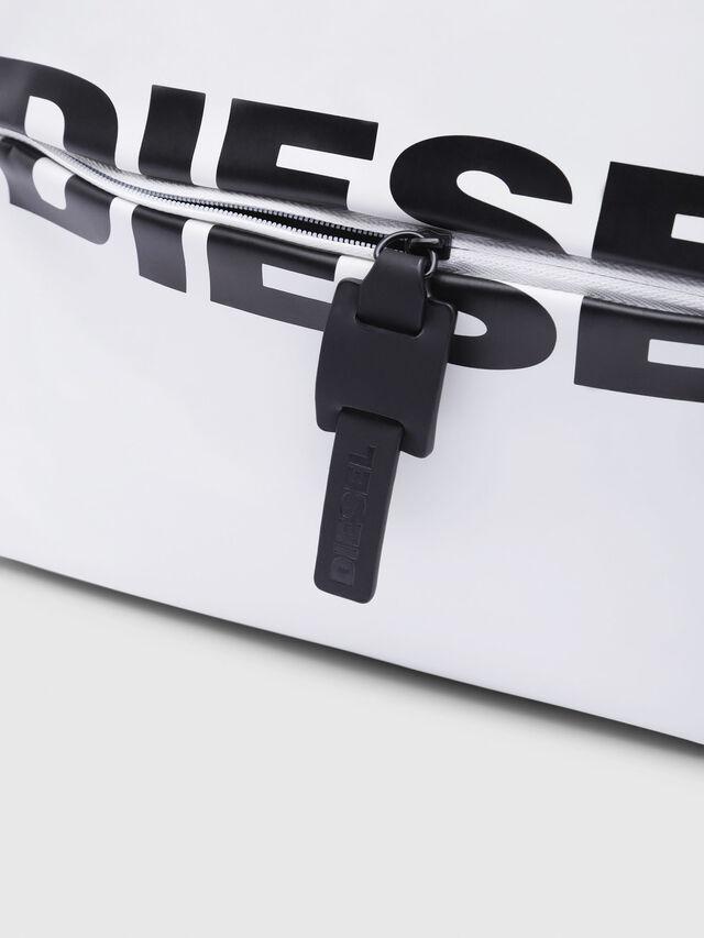 Diesel - F-BOLD BACK FL, White - Backpacks - Image 4