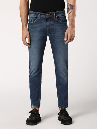 1d217214 Thommer JoggJeans 084RU, Dark Blue - Jeans. Dark Blue