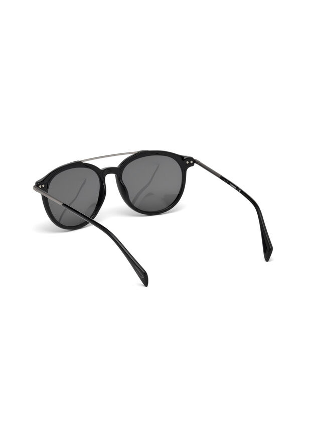 Diesel - DM0188, Black - Sunglasses - Image 2