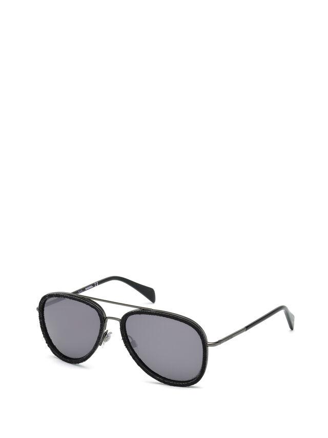 Diesel - DL0167, Black - Sunglasses - Image 3