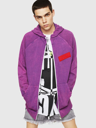 S-GIM-HOOD-ZIP,  - Sweatshirts