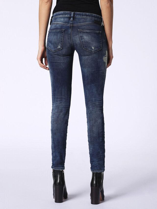 Diesel - Gracey JoggJeans 084PU, Dark Blue - Jeans - Image 3