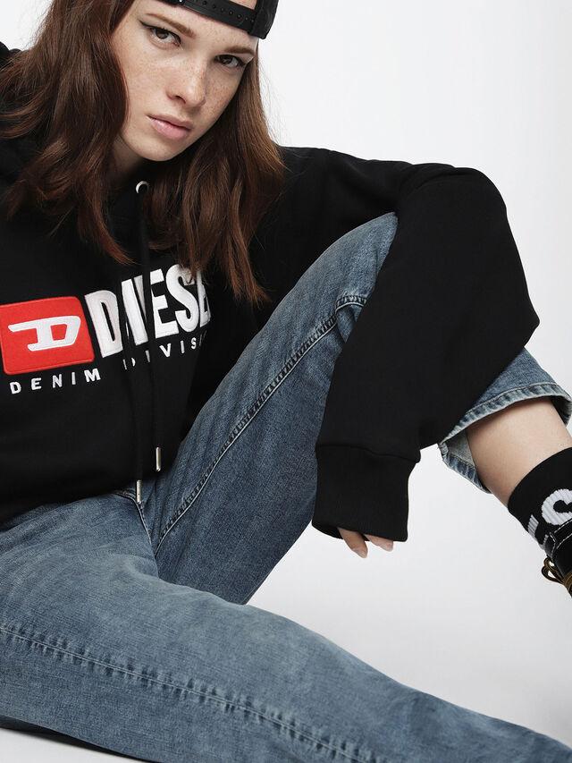 Diesel - Aryel 084UX, Medium Blue - Jeans - Image 4