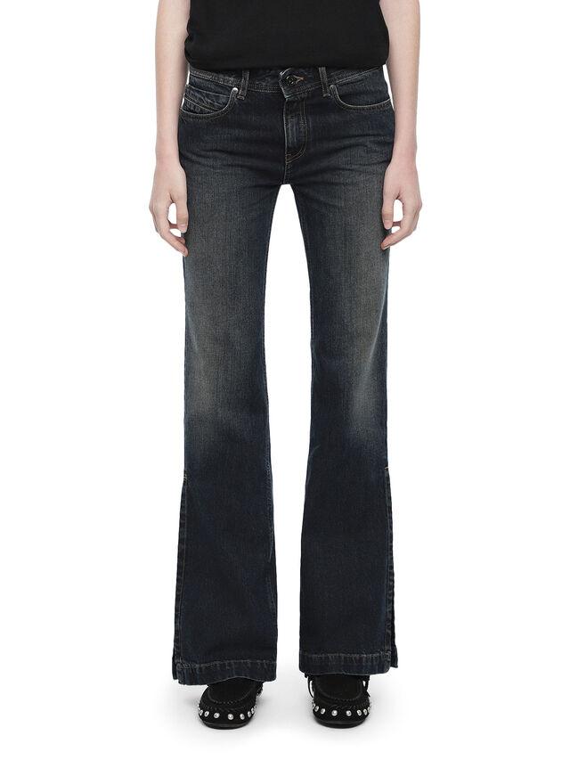 Diesel - TYPE-1829, Dark Blue - Jeans - Image 1
