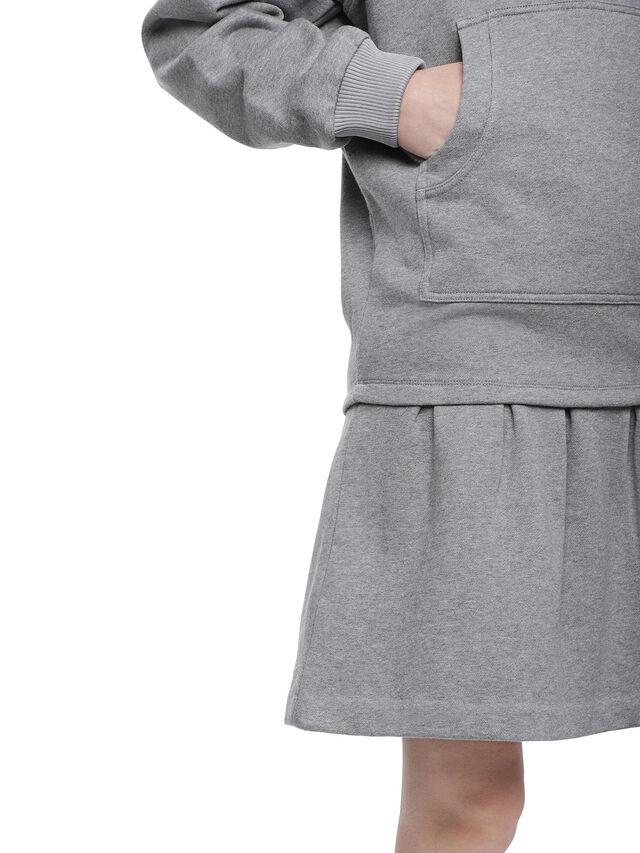 Diesel - DELAN, Light Grey - Dresses - Image 6