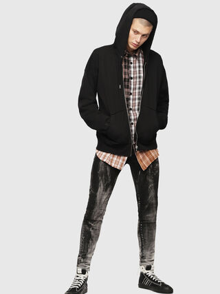 S-ALBY-ZIP-YB,  - Sweatshirts