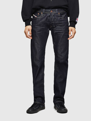 cfc89ae4dc7 Mens Straight Jeans | Diesel Online Store