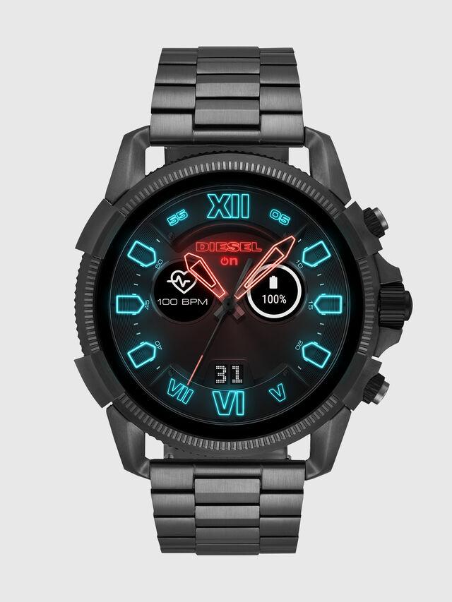 Diesel - DT2011, Silver - Smartwatches - Image 1