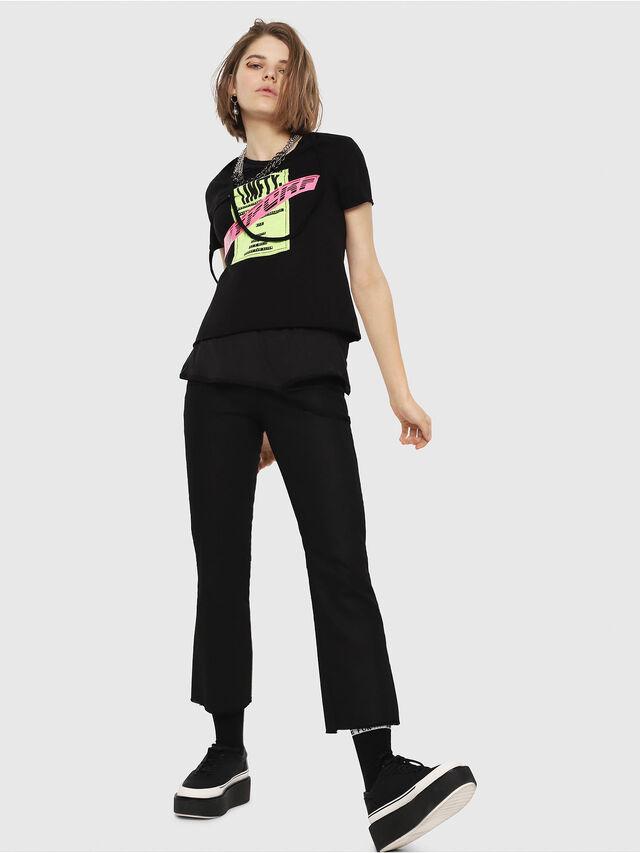 Diesel - T-EMIKO-B, Black - T-Shirts - Image 6