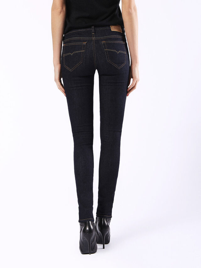 SKINZEE 0813C, Dark denim