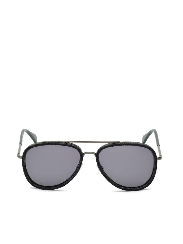 Diesel - DL0167, Black - Sunglasses - Image 1