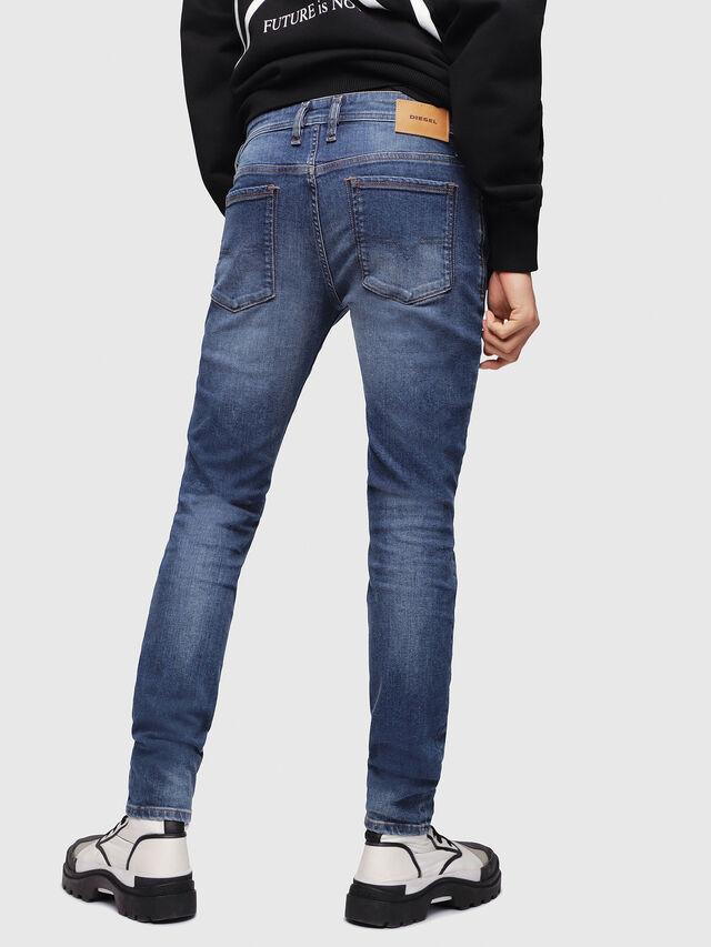 Diesel - Sleenker C86AM, Medium Blue - Jeans - Image 2