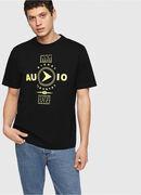 T-JUST-Y2, Black - T-Shirts