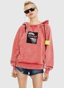 F-CAROL, Light Red - Sweatshirts