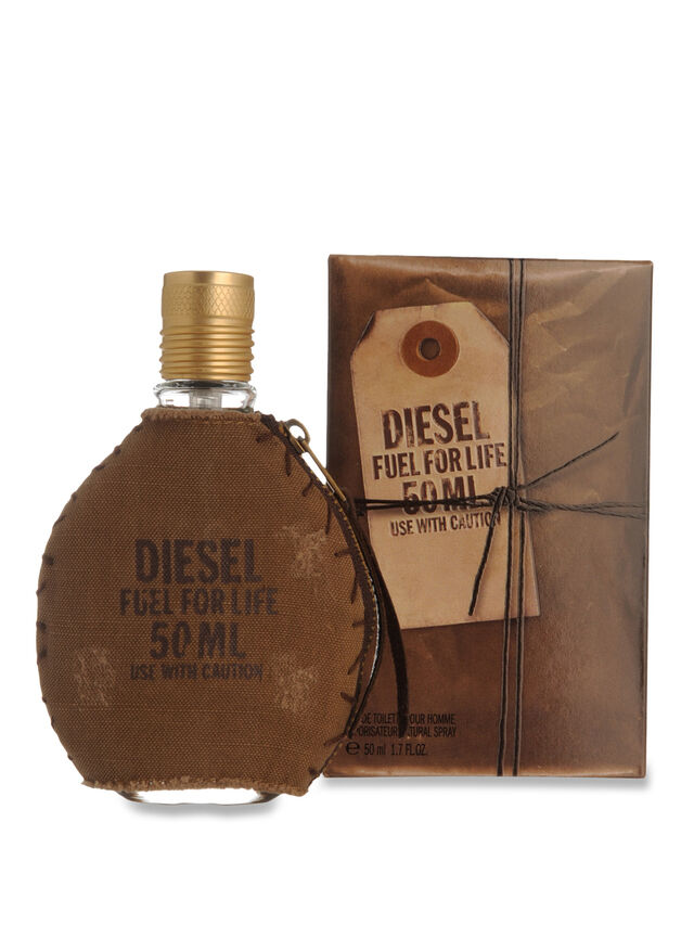 FUEL FOR LIFE MAN 50ML, Generic