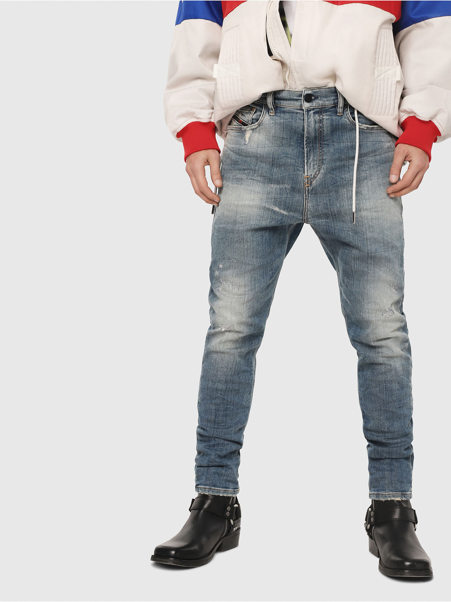 JoggJeans 087ADBleu Clair Jeans Vider D Tl1cFJ3K