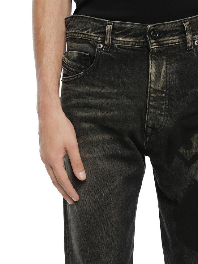 Diesel - TYPE-2880, Black - Jeans - Image 3