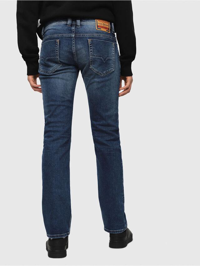 Diesel - Safado C84HV, Medium Blue - Jeans - Image 2