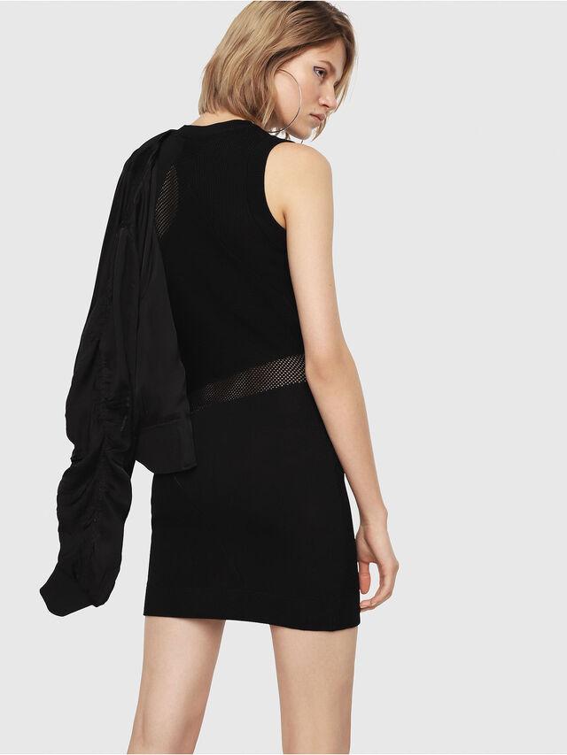 Diesel - M-FROUX, Black - Dresses - Image 2