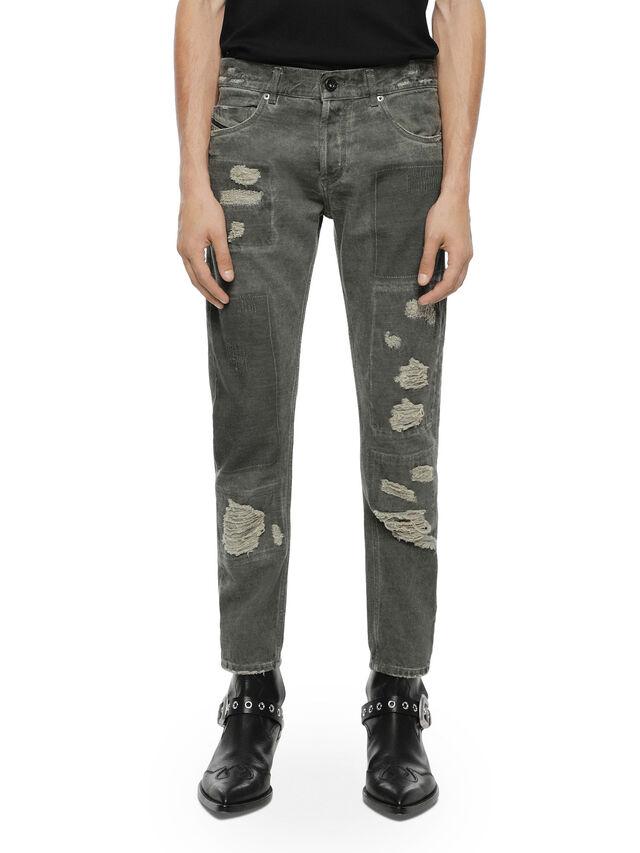 Diesel - TYPE-2813B, Blue/Grey - Jeans - Image 1