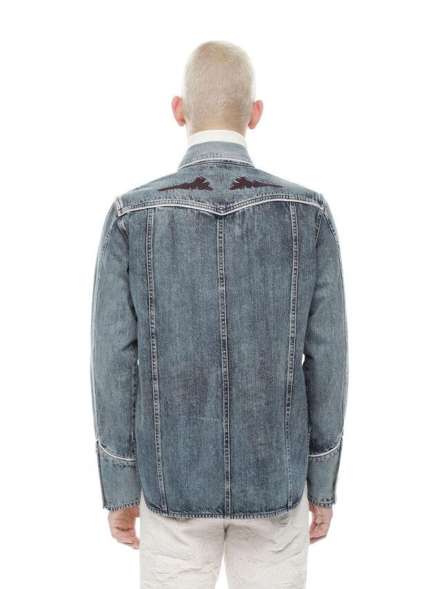 Diesel - SHESTERN, Blue Jeans - Shirts - Image 2