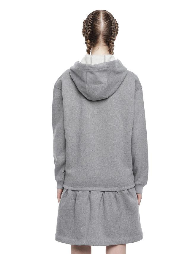 Diesel - DELAN, Light Grey - Dresses - Image 2