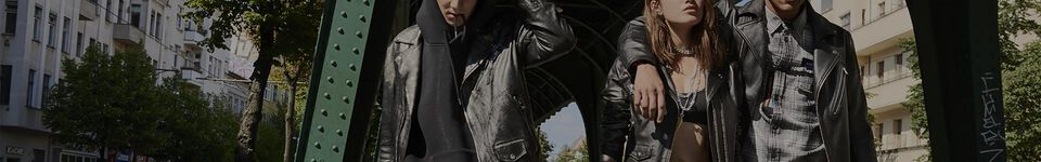 Shop DBG Men's Leather Jackets