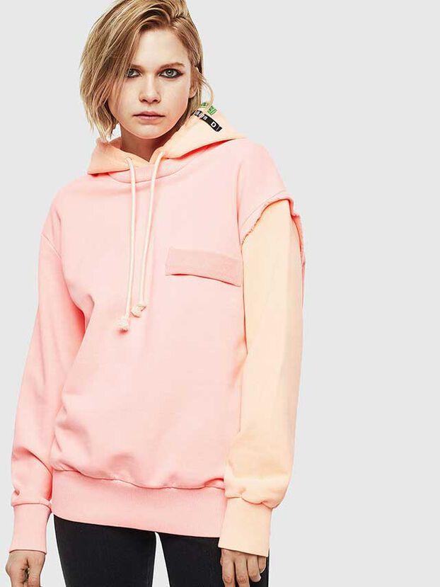S-CRAZY, Pink - Sweatshirts