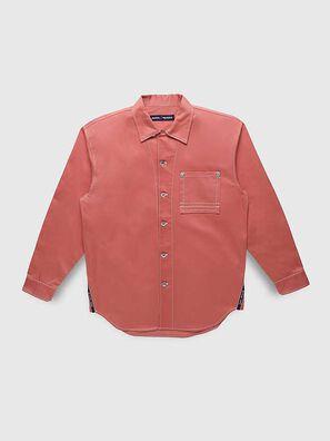 PR-SH01, Rose - Chemises en Denim
