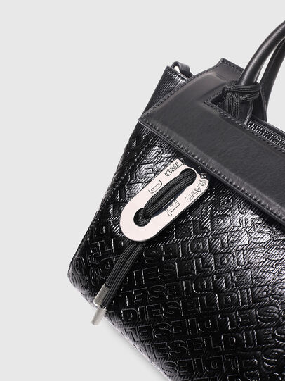 Diesel - KERRIE, Black - Satchels and Handbags - Image 6