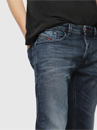 Diesel - Larkee 087AS, Bleu Foncé - Jeans - Image 3