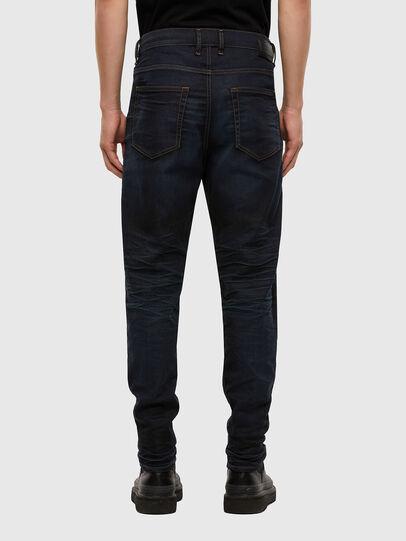 Diesel - D-Vider JoggJeans 069QF, Bleu Foncé - Jeans - Image 2