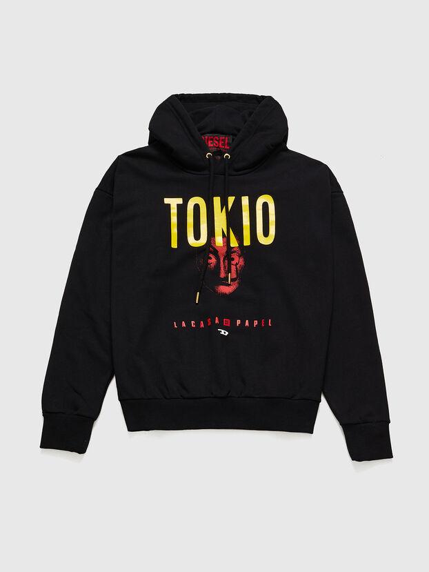 LCP-S-ALBY-TOKIO, Black - Sweatshirts