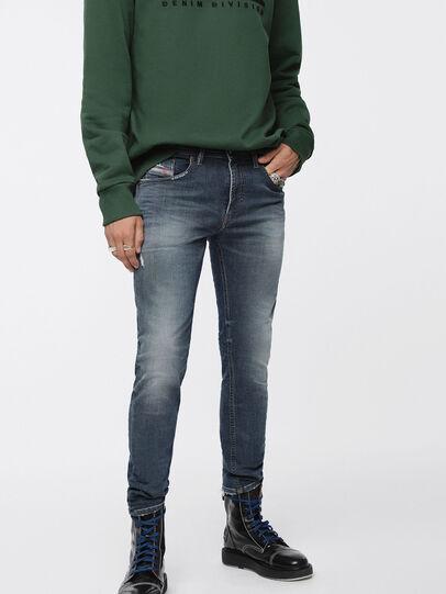 Diesel - Thommer JoggJeans 084YP, Medium Blue - Jeans - Image 1