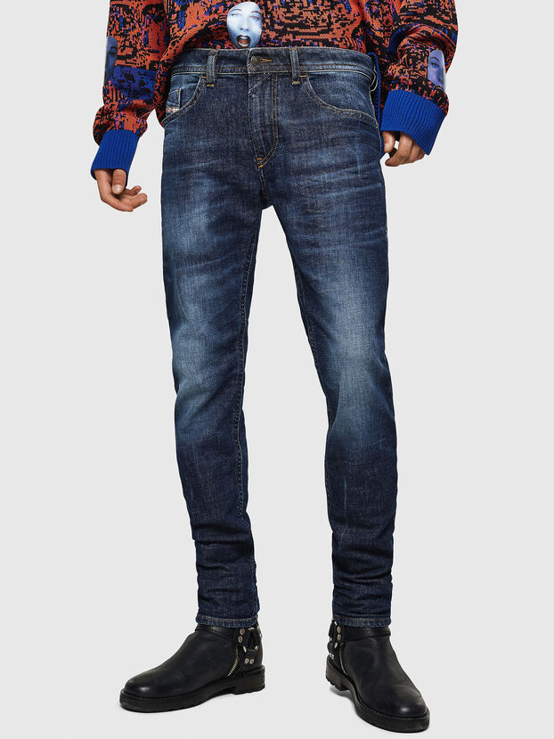 Thommer 083AU, Dark Blue - Jeans