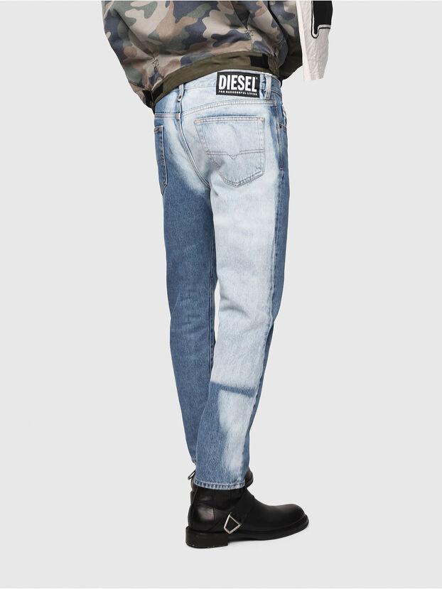 Mharky 0077V, Medium Blue - Jeans