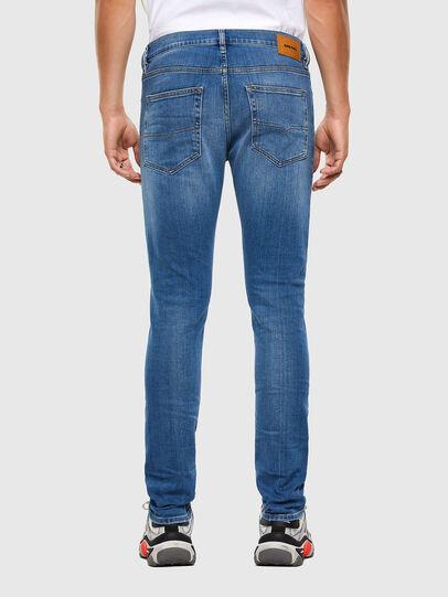 Diesel - D-Luster 009EK, Light Blue - Jeans - Image 2